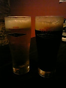 エキストラコールドビール